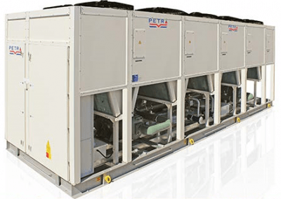 APS - Air Cooled Screw Chiller